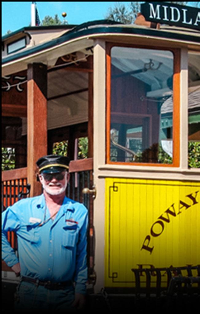 Los Angeles Trolley Car